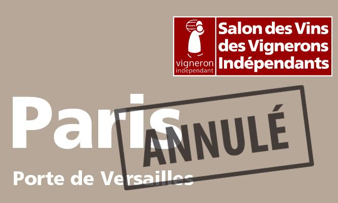 Annulation – Paris P. Versailles